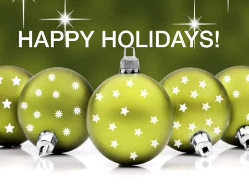 Happy Holidays from VCM, Inc.!