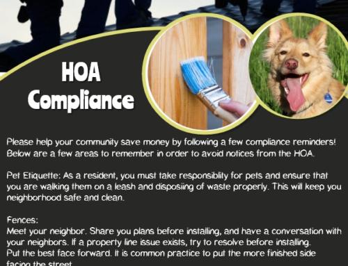 HOA Compliance